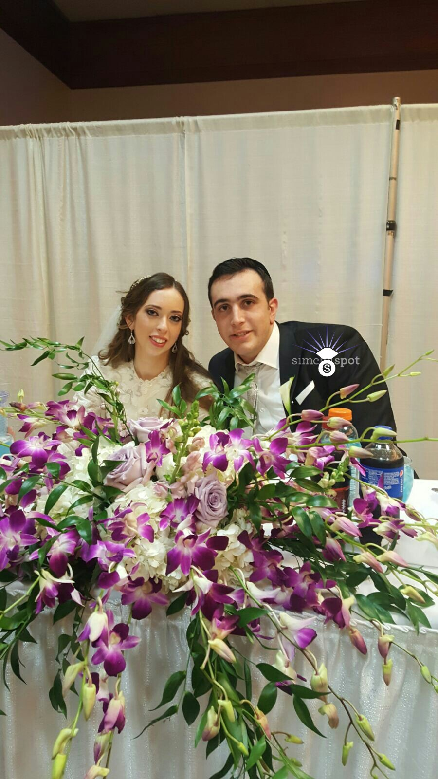 Rivka colen wedding