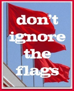 don't ignore the flags