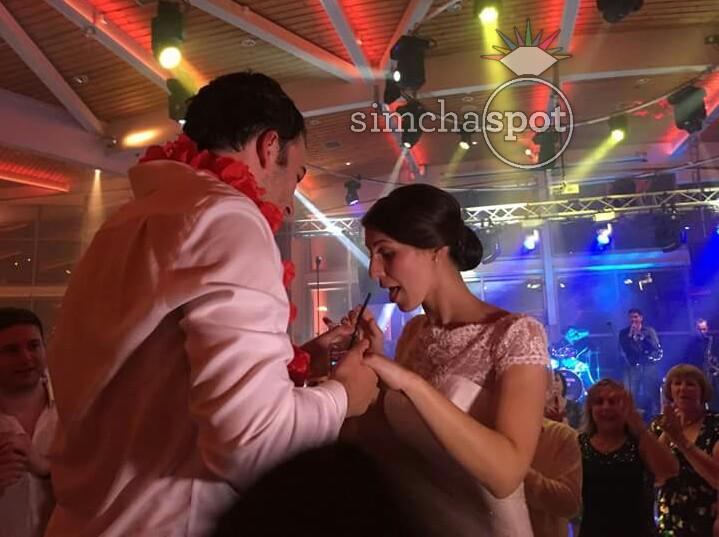 wedding of ilana pearl and yoni benari 4 pics