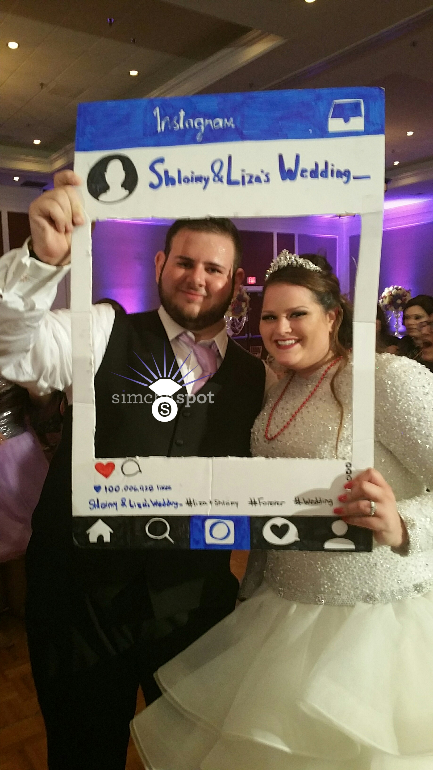 wedding of shlomie and liza lunger miami 2 pics photo