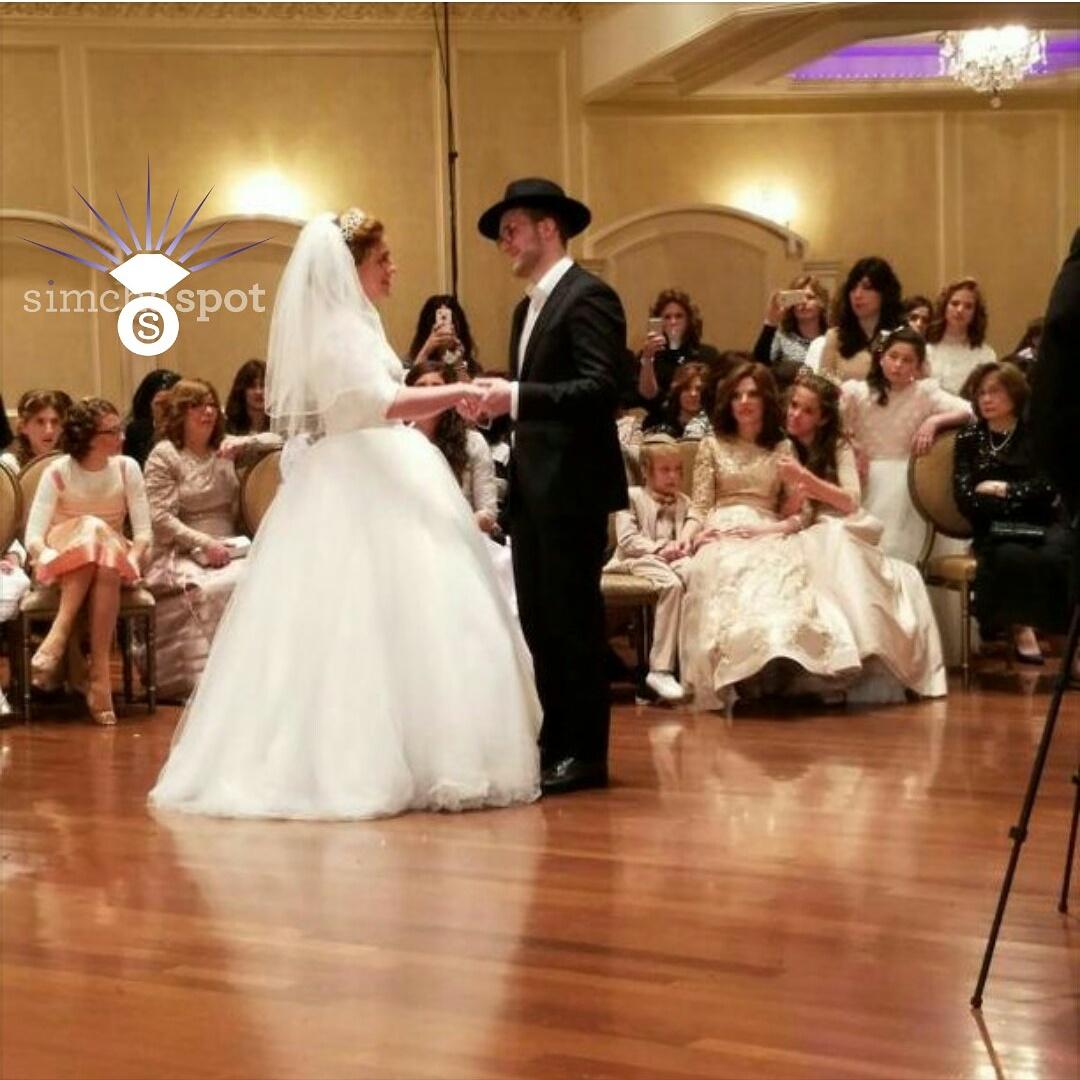 wedding of meilich rosenberg airmont and rachelli