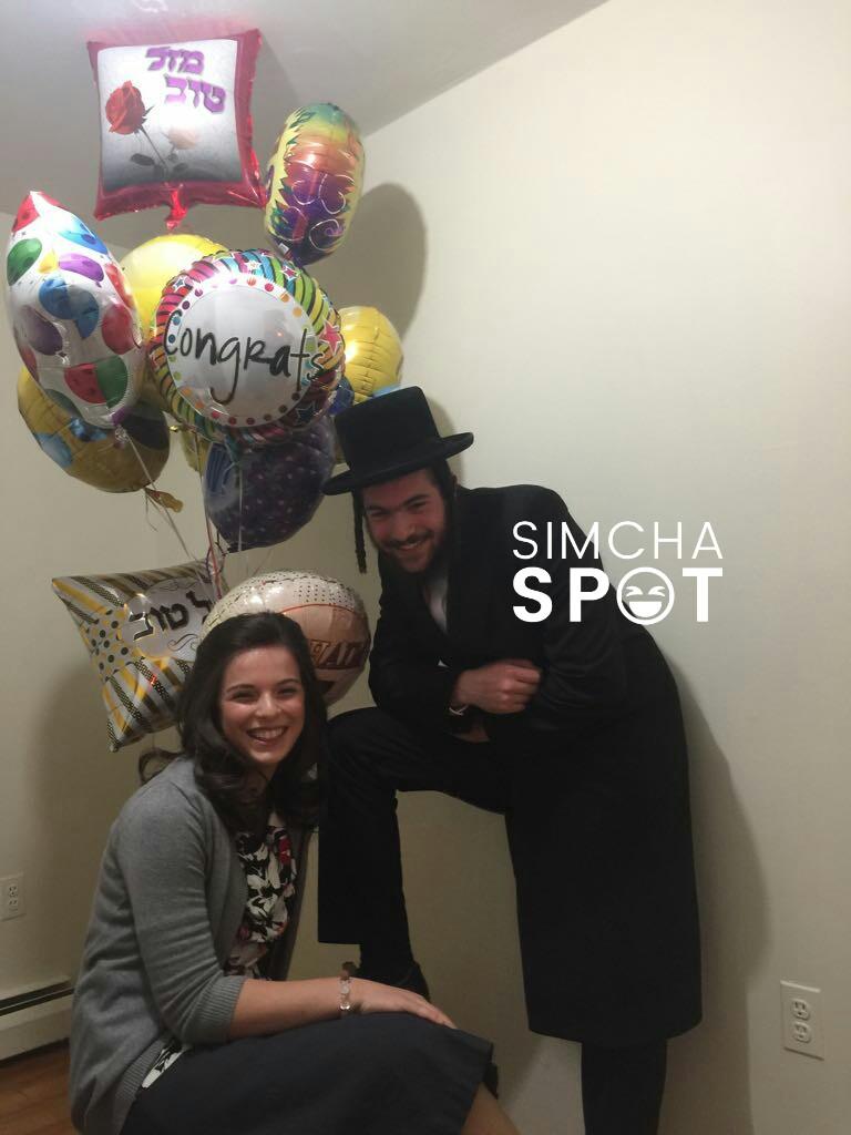 Engagement Of Hudy Dym Monsey And Baruch Jacobwitz Boro Park 2 Pics Simchaspot Com